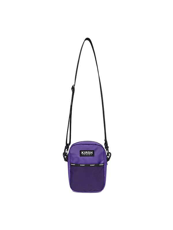 KIRSH POCKET MINI CROSS BAG HS [PURPLE]