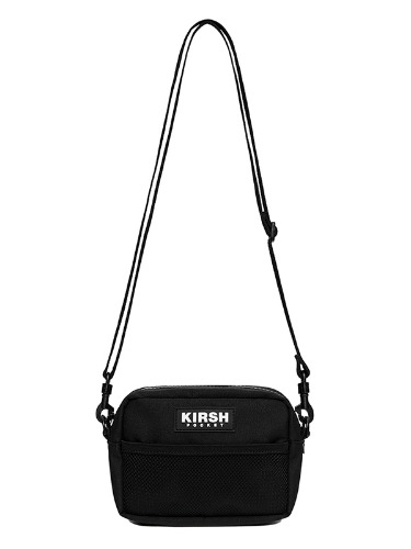 KIRSH POCKET TWO WAY MINI CROSS BAG  IS [BLACK]