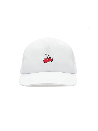 [BPS X KIRSH] CHERRY MASH CAP [WHITE]