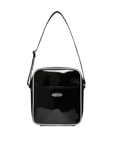 KIRSH POCKET  AIRLINE BAG IS [BLACK]