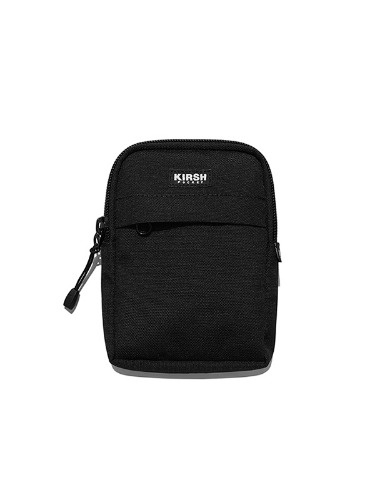 KIRSH POCKET MINI POUCH IH [BLACK]