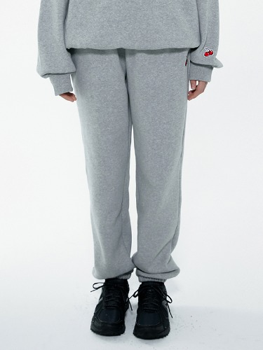 SMALL JOGGER PANTS CHERRY IA [GRAY]