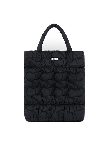 CHERRY QUILTING BAG IA [BLACK]