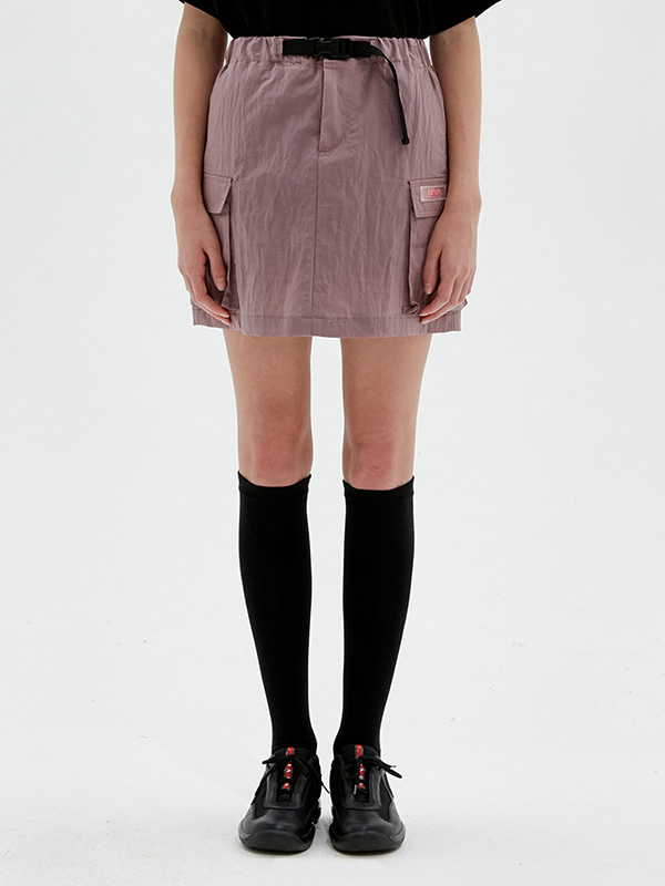 KIRSH POCKET SKIRT JS [INDIE PINK]