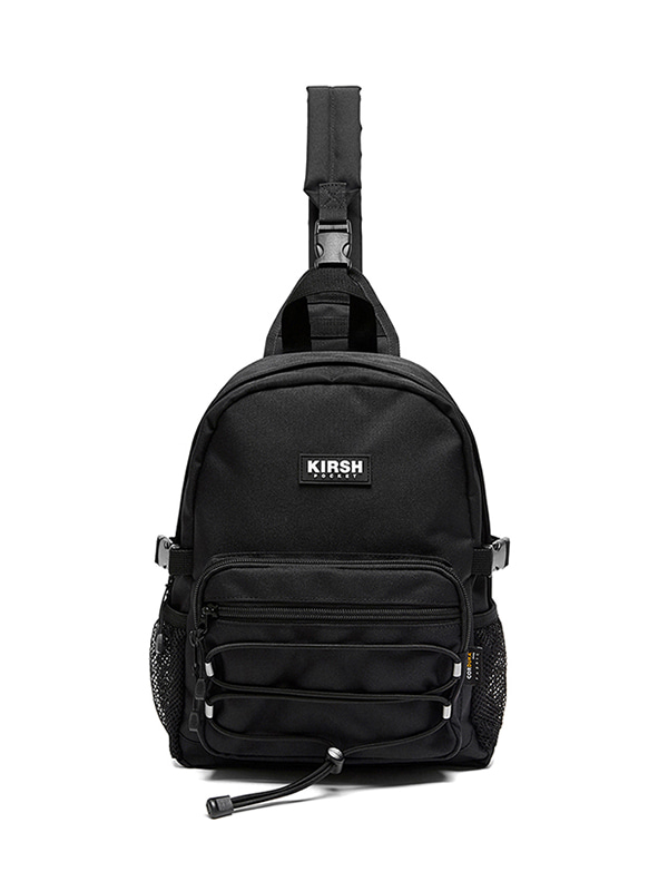 KIRSH POCKET STRING SLINGBAG JS [BLACK]