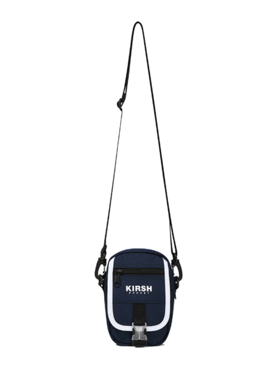 KIRSH POCKET SMALL COLOR CROSS BAG KS [NAVY]